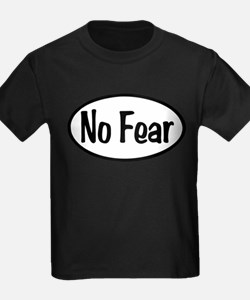 No Fear Oval T