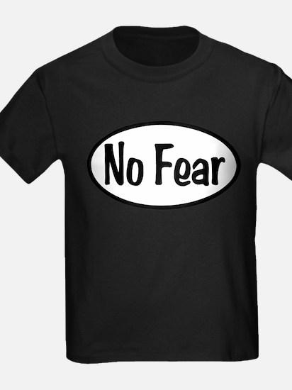 No Fear Oval T