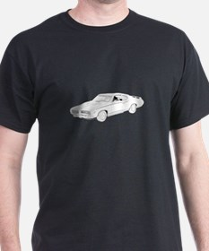 1969 Pontiac GTO Judge T-Shirt