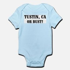 Tustin or Bust! Infant Creeper