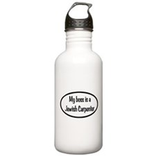 My Boss Oval Sports Water Bottle