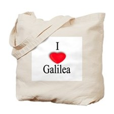 Galilea Tote Bag