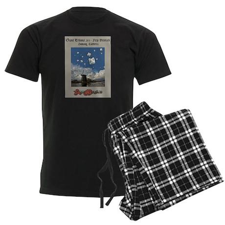 GTA11 Windmill -- Men's Dark Pajamas