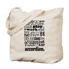Accordion Gift Tote Bag