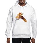 Rude Giraffe Hooded Sweatshirt