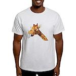 Rude Giraffe Light T-Shirt