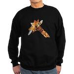 Rude Giraffe Sweatshirt (dark)