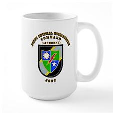 SOF - JSOC - Flash - Ranger Mug