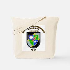 SOF - JSOC - Flash - Ranger Tote Bag