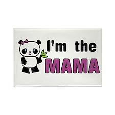 I'm the Mama Rectangle Magnet