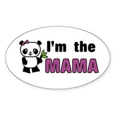 I'm the Mama Decal