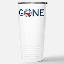 Obama is Gone Travel Mug
