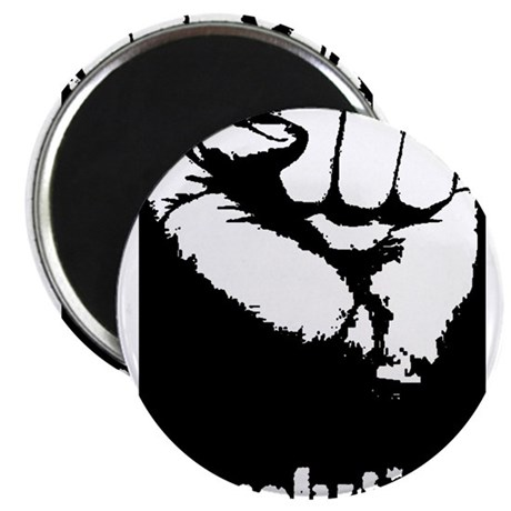 "Fist 2.25"" Magnet (100 pack)"