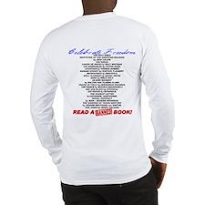 Read a Banned Book! Long Sleeve T-Shirt