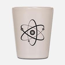Atomic Shot Glass
