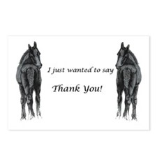 Two Foals Postcards (Package of 8)