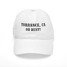 Torrance or Bust! Baseball Cap
