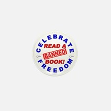 Read a Banned Book! Mini Button (100 pack)