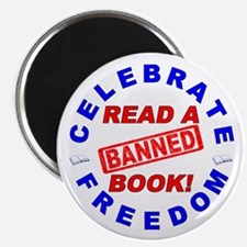 Read a Banned Book! Magnet