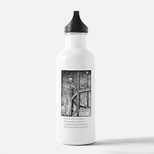 Quatrain XXIV Water Bottle