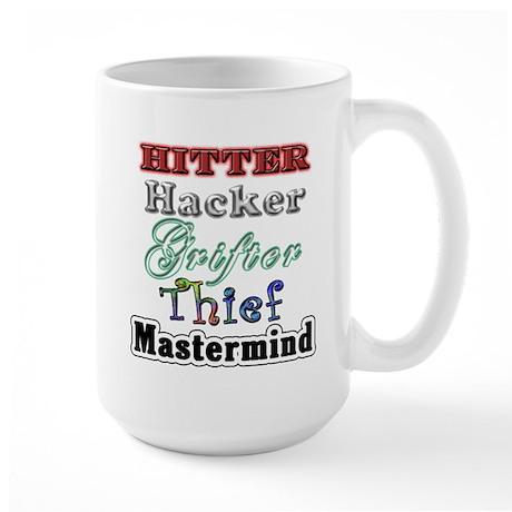 HHGTM Large Mug