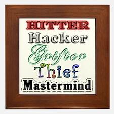 HHGTM Framed Tile