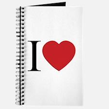 I LOVE (Heart) Journal