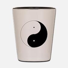Daoism Yin & Yang Shot Glass