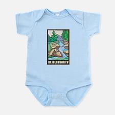 Outdoors Nature Infant Bodysuit