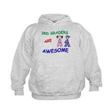 3RD GRADERS ARE AWESOME Hoodie