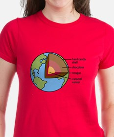 Earth Diagram Tee