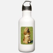 Cocker Spaniel 9P055D-057 Sports Water Bottle