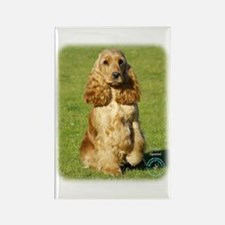 Cocker Spaniel 9P055D-057 Rectangle Magnet