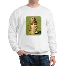 Cocker Spaniel 9P055D-057 Sweatshirt