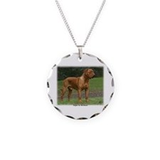 Dogue de Bordeaux 9Y201D-159 Necklace