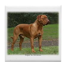 Dogue de Bordeaux 9Y201D-159 Tile Coaster
