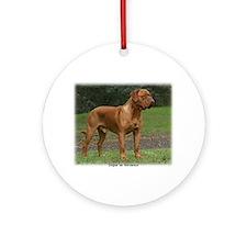 Dogue de Bordeaux 9Y201D-159 Ornament (Round)