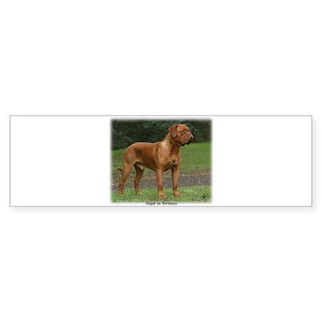 Dogue de Bordeaux 9Y201D-159 Sticker (Bumper)