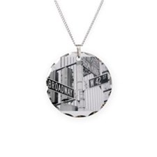 NY Broadway Times Square - Necklace