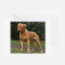 Dogue de Bordeaux 9Y201D-193 Greeting Card