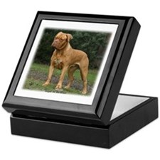 Dogue de Bordeaux 9Y201D-193 Keepsake Box