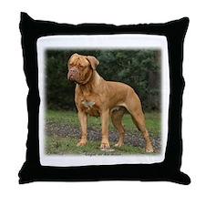 Dogue de Bordeaux 9Y201D-193 Throw Pillow