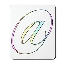 pastel asperand Mousepad