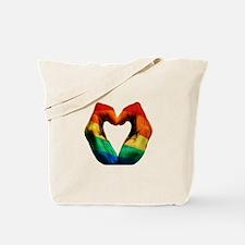 FEEL THE HARMONY Tote Bag