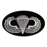 Airborne Bumper Stickers