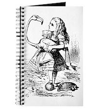 Alice + Flamingo Journal