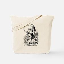 Alice + Flamingo Tote Bag