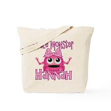 Little Monster Hannah Tote Bag