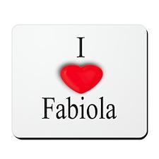 Fabiola Mousepad