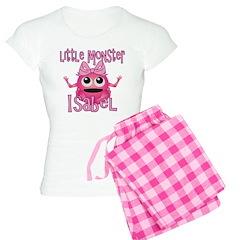 Little Monster Isabel Women's Light Pajamas